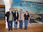 Посещение зоологического музея СОГУ